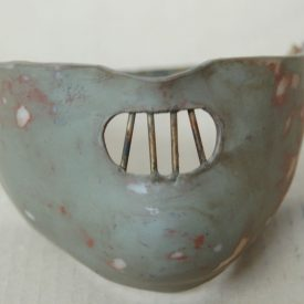 Gareth Cliff Show mask