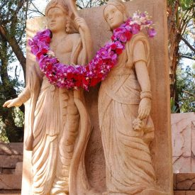 Gupta Wedding Indian Deities