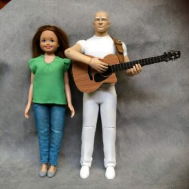 Mr Clean Dolls