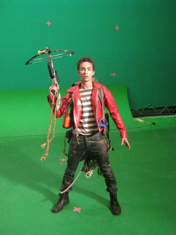 The Borrowers Pods Adventure - TV Series Set Props