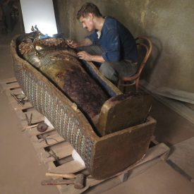 Tutankhamun Movie - Props