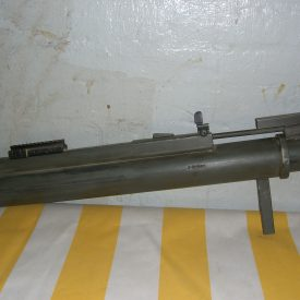 fabricated fake bazooka
