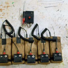 bombs detonator props