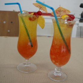 fabricated fake cocktails