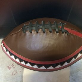 Fabricated football