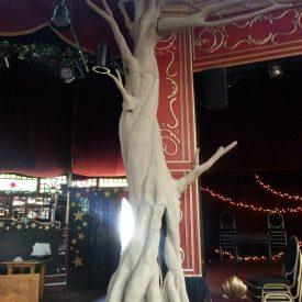 Madame Zingara restaurant tent Props