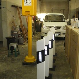 parking paypoint and beams